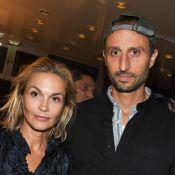 Arié Elmaleh et sa compagne Barbara Schulz s'offrent une soirée policière