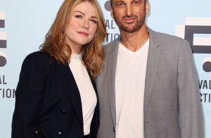 Émilie Dequenne avec son mari, Julie Gayet pimpante au festival de La Rochelle