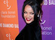 Rihanna : Sirène de velours pour son Diamond Ball de New York