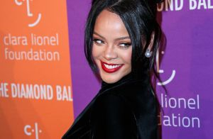 Rihanna : Sirène de velours pour son Diamond Ball de New York