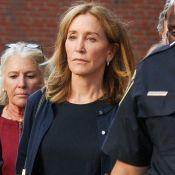 """Felicity Huffman : Prison ferme pour la star de """"Desperate Housewives"""""""