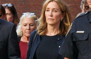 Felicity Huffman : Prison ferme pour la star de