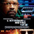 """l'affiche du film """"l'attaque du métro 123"""""""