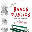 """l'affiche du film """"Bancs publics"""""""