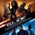 """l'affiche du film """"G.I Joe: le réveil du Cobra"""""""