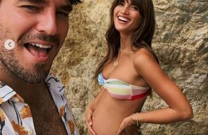 Rocky Barnes : Le mannequin est enceinte de son premier enfant
