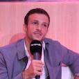 """Hugo Philip de """"Danse avec les stars 2019"""" en interview pour """"Purepeople"""", le 4 septembre, chez TF1"""