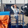 Céline Dion a dévoilé cette photo d'elle sur Instagram, le 7 août 2019.