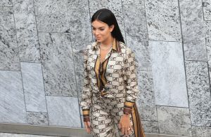 Georgina Rodriguez : La chérie de Cristiano Ronaldo canon à la Fashion Week