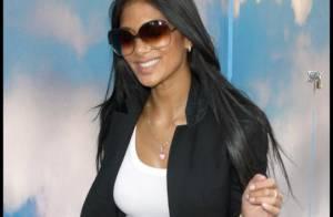 Nicole Scherzinger loin de son chéri... quand elle chante pas, elle fait son shopping à Hollywood !