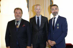 Pierre Hermé : Honoré devant sa femme Valérie et les VIP