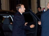 Jacques Chirac : Emmanuel et Brigitte Macron se sont recueillis sur sa dépouille