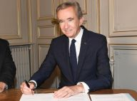 Bernard Arnault, promesse tenue : il concrétise son don de 200 millions d'euros
