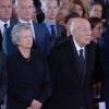 Obsèques de Jacques Chirac : Anne-Aymone Giscard d'Estaing victime d'une bourde