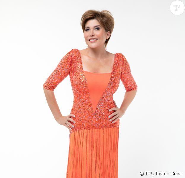 """Photo officielle de Liane Foly, candidate de """"Danse avec les stars 2019"""", sur TF1"""