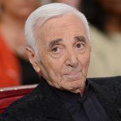 Charles Aznavour : L'hommage formidable de ses fils Nicolas et Mischa