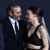Joaquin Phoenix et Rooney Mara : Complicité sur tapis rouge et rares confidences