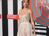 Abbey Clancy : Sublime et en transparence avec Natalia Vodianova