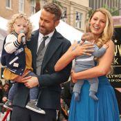 Blake Lively et Ryan Reynolds parents pour la 3e fois... depuis 2 mois !