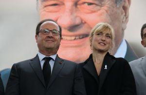 François Hollande et Julie Gayet : Soutiens du clan Chirac pour l'ultime hommage
