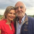 """Caroline et Claude de """"L'amour est dans le pré""""."""
