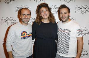 Amel Bent, Kendji Girac et Trois Cafés Gourmands chantent pour l'Espoir