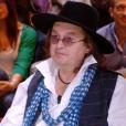 """Marc Veyrat, invité de l'émission """"Quotidien"""" le 7 octobre 2019."""