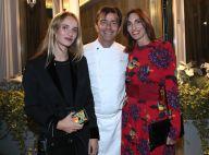 Yannick Alléno inaugure son nouveau restaurant en famille et avec les stars