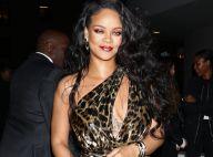 Rihanna : Panthère sensuelle en robe décolletée pour lancer son nouveau livre