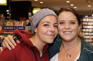 Émilie Lopez complice avec sa compagne pour soutenir Valérie Benaïm