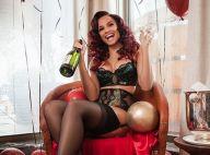 """Alicia Aylies : """"Fraîche, Forte et Sexy"""" en lingerie"""