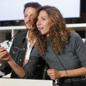 Doria Tillier et Vincent Dedienne entourent Anne Hidalgo pour une soirée livres