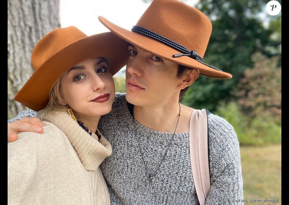 Jazmin Grimaldi et Ian Mellencamp ont fêté leurs trois ans d'amour sur Instagram, le 19 octobre 2019.