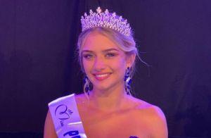 Miss France 2020 : Lou Ruat est Miss Provence 2019