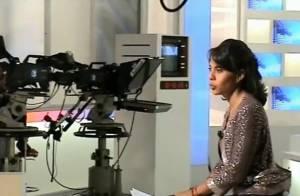 Entrez dans les coulisses du dernier JT d'Audrey Pulvar sur France 3... émotion et larmes ! Regardez !