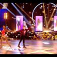 """Azize Diabaté et Denitsa Ikonomova, accompagnés de Dayana et Mica, dans l'émission """"Danse avec les stars 10"""". TF1. Le 26 octobre 2019."""