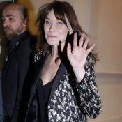 Carla Bruni-Sarkozy : Son coup de pub à Cécilia Attias