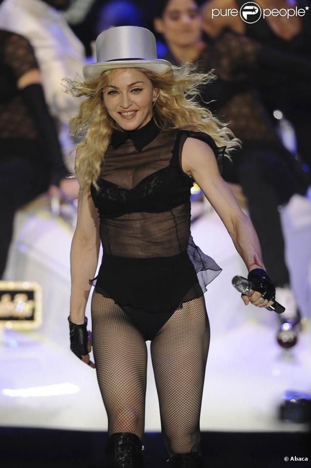 Madonna : un accident est survenu au Vélodrome trois jours avant son concert