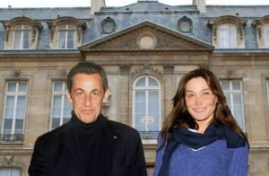 L'Elysée confirme le mariage du président et de Carla Bruni