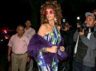 Cindy Crawford : Reine du disco pour Halloween, avec Paris Hilton et Nina Dobrev