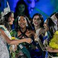 Finale du concours Miss Earth (Miss Terre) 2019 à Paranaque, aux Philippines. Le 26 octobre 2019.