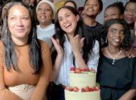 """Meghan Markle et les """"blessures"""" : images de sa visite secrète à Luminary Bakery"""