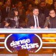 """Shy'm sur le plateau de """"Danse avec les stars"""" le 2 novembre 2019."""