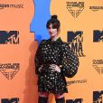 Paz Vega assiste aux MTV European Music Awards 2019 (MTV EMA's) au FIBES Conference and Exhibition Centre à Séville en Espagne, le 3 novembre 2019.