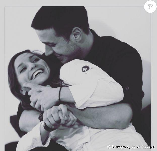 """Noémie Honiat et Quentin Bourdy de """"Top Chef"""" fêtent leurs 7 ans d'amour, le 1er novembre 2018"""