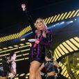 Emma Bunton - Les Spice Girls lors de leur dernier concert dans le cadre de leur tournée Spice World UK au stade de Wembley à Londres, Royaume Uni, le 16 juin 2019.