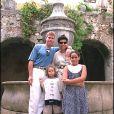 Ron Perlman à Saint Paul de Vence le 25 juillet 1994