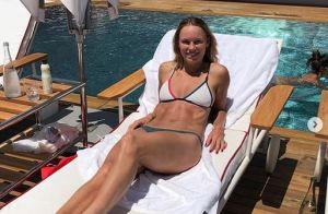 Caroline Wozniacki : La joueuse de tennis, craquante en bikini