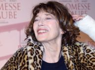 """Jane Birkin, défaitiste face à la leucémie : """"Je voulais bien être vaincue"""""""