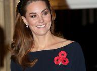 Kate Middleton troque sa tiare contre un serre-tête Zara !